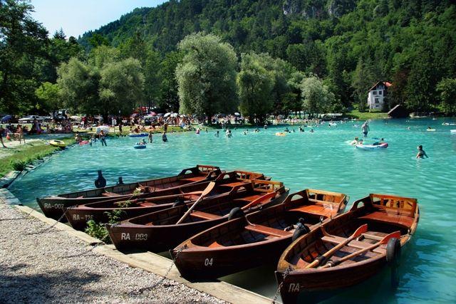 bleder see im Slowenien Reiseführer http://www.abenteurer.net/2810-slowenien-reisefuehrer/