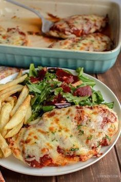Ultimate Syn Free Pizza Chicken – Pour les amateurs de pizzas mais qui n'ont pas …   – Slimming food