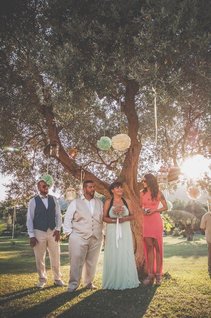 Ένας διαφορετικός πολιτικός γάμος by We are Family   ΜΑΡΘΑ & ΣΑΚΗΣ   The Wedding Tales Blog