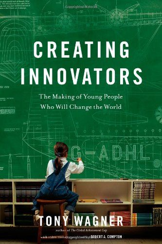 IN THIS GROUNDBREAKING BOOK, education expert Tony Wagner provides a powerful rationale for developing an innovation-driven economy. He explores what parents, teachers, and employers must do to develop the capacities of young people to become innovators.