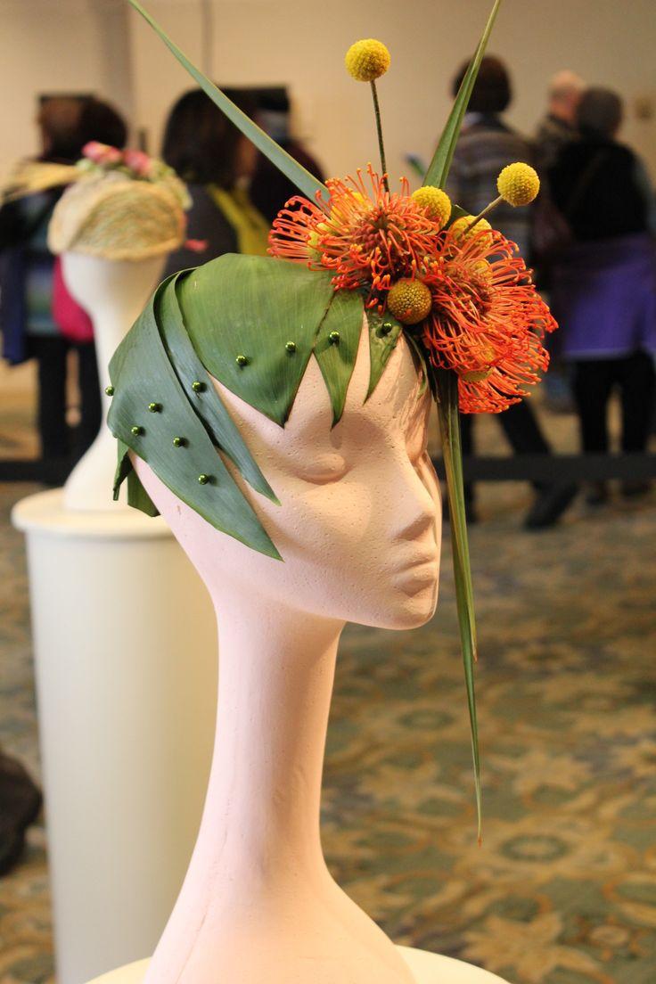 21 best Hats images on Pinterest | Flower arrangements ...