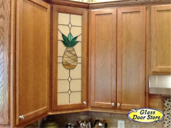 11 best images about home design on pinterest etched for Beveled glass kitchen cabinets