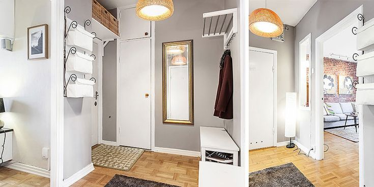 apartment design in swedish style