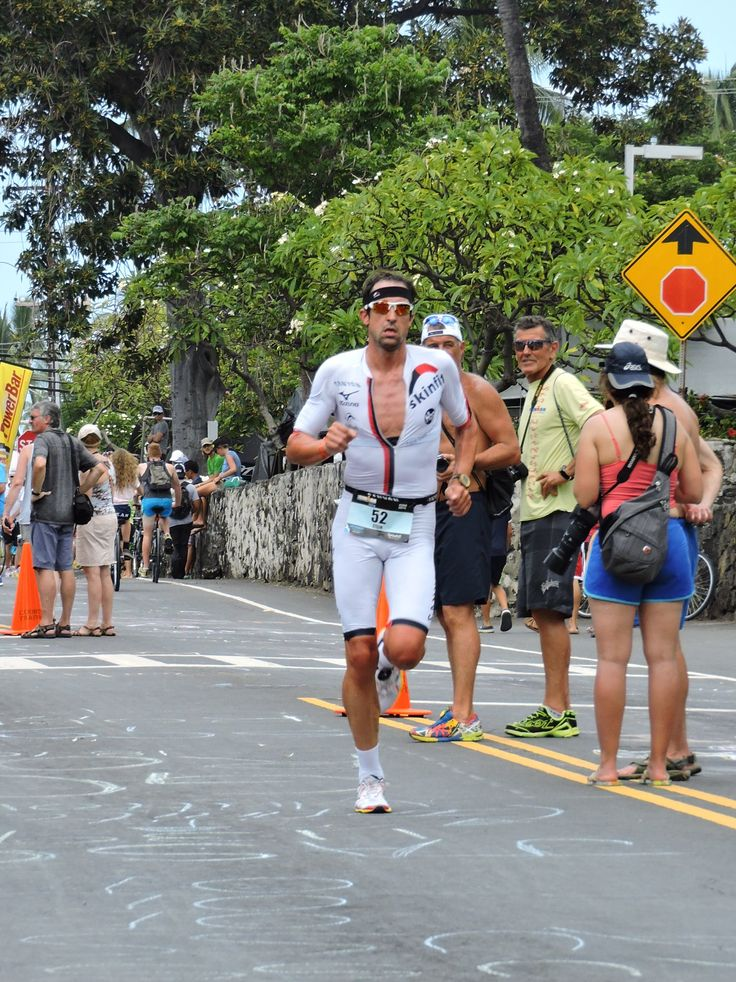 Don't worry if people don't understand your goals. You own them, grow them, and achieve them. Germany's Boris Stein runs sub 3 hours to finish 20th at the 2014 Ironman World Championship.