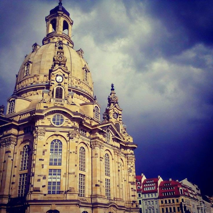 Frauenkirche, Dresden architecture Travel notes: Primark in Dresden - Germany