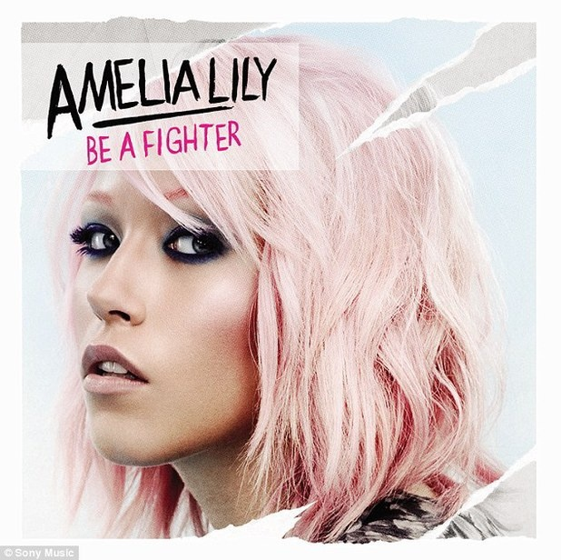 Amelia Lily 'Be A Fighter' ALBUM I WANTED SO BADLY...BUT IS CANCELLED UGH!! UPDATE: STILL COMING OUT!