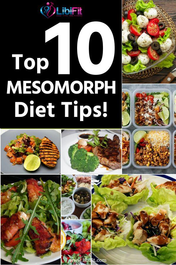 Mesomorph Diet Tips for Women