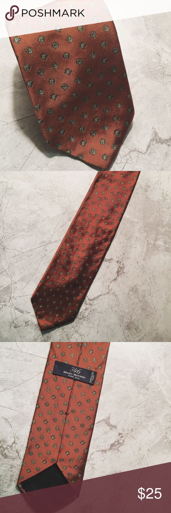 Brookes Brothers Tie Perfect condition Brooks Brothers Accessories Ties