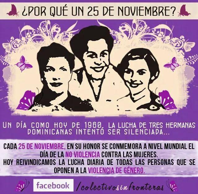 Conmemoración del 25 Noviembre