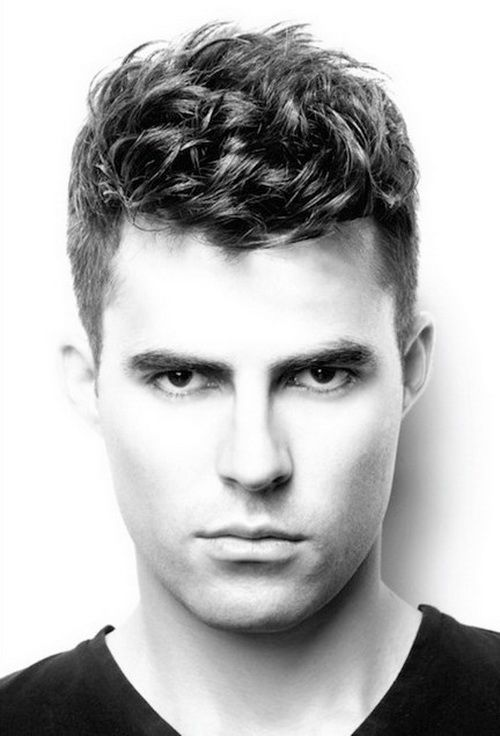 7 best Hairstyles images on Pinterest | Hair cut, Face and Hair for men