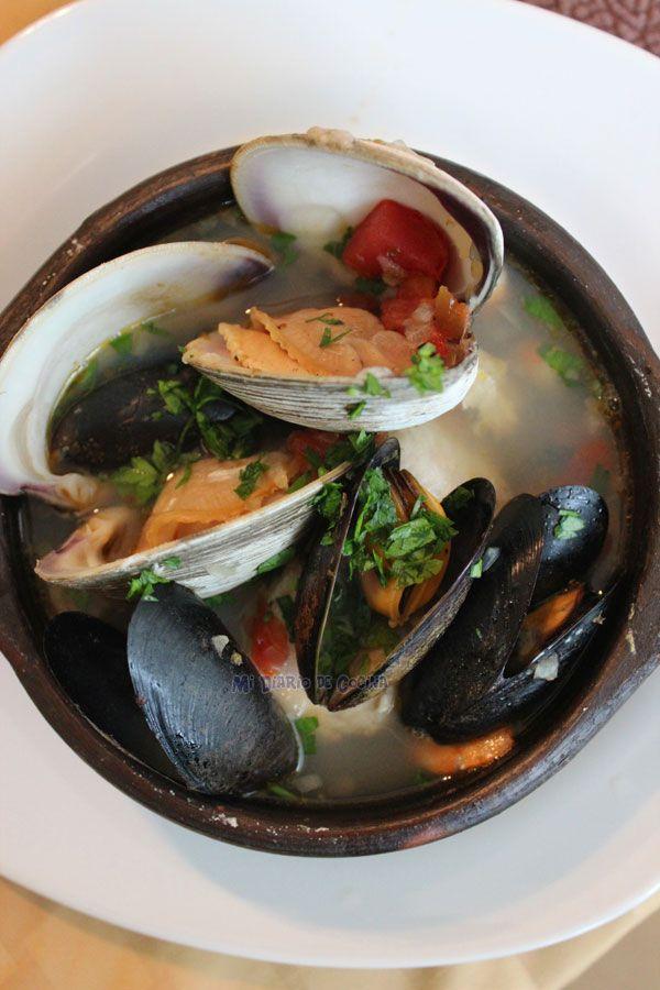 Mi Diario de Cocina: Paila marina