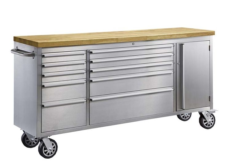 Whalen Recalls Stainless Steel Tool Chests Due to Laceration Hazard; Sold Exclusively at Costco (Recall Alert) | CPSC.gov