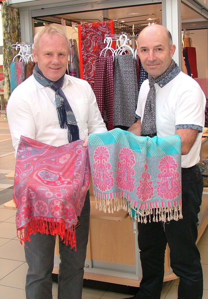 THE world famous Paisley Pattern keeps the town's name at the forefront of fashion - Paisley Scotland