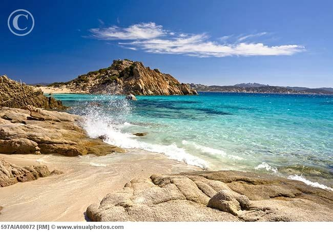 MAN- I hope to get to go back here some day!!! La Maddelena, an archipelago on the Mediterranean Sea, Sardinia, Italy