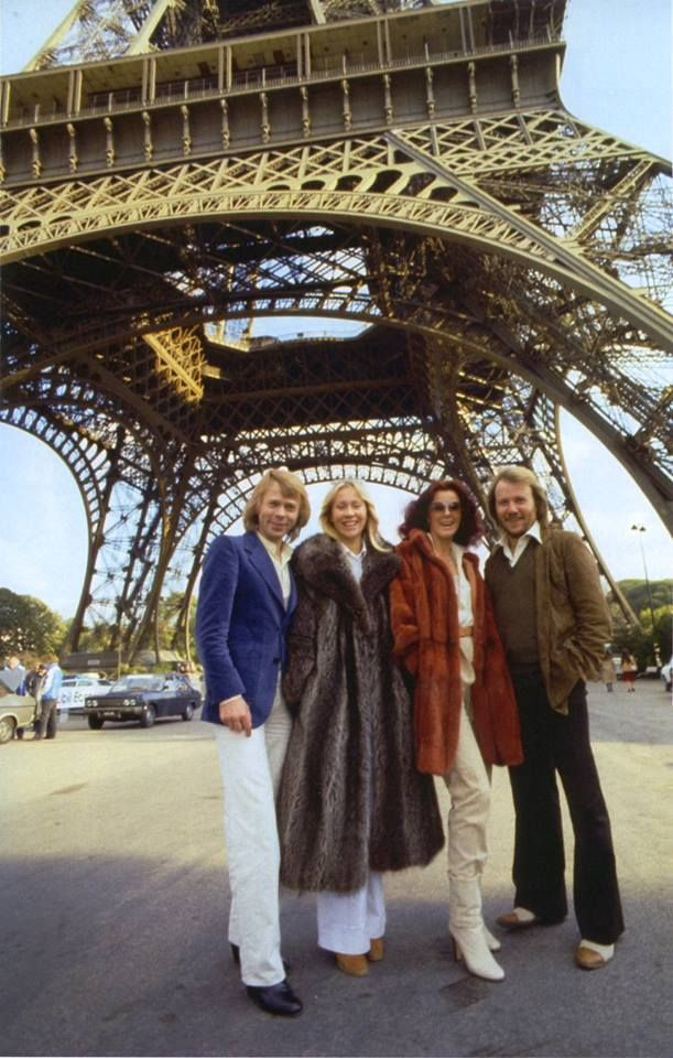 ABBA in Paris