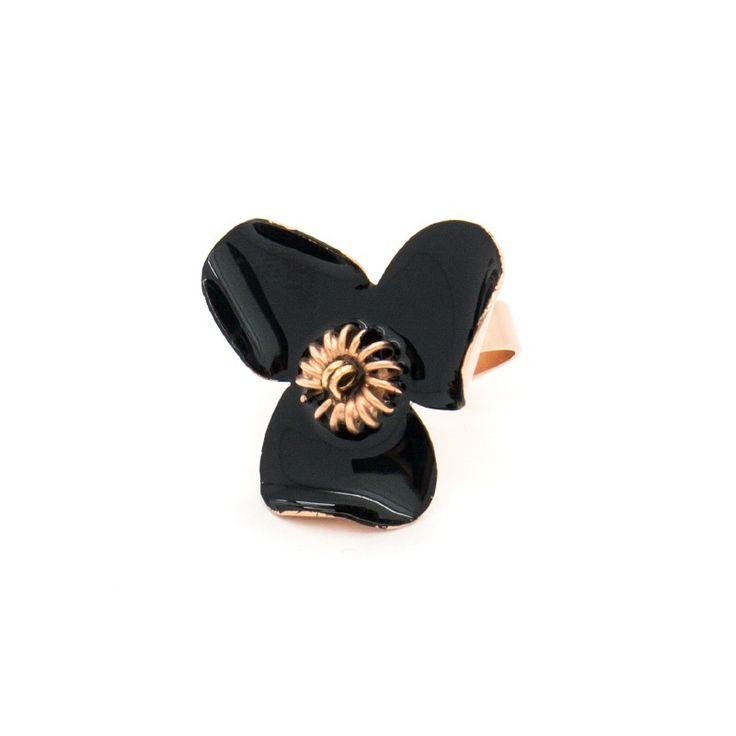 Δαχτυλίδι μπρούτζο ρόζ επίχρυσα GENIUS www.bijoubox.gr #bijoubox #δαχτυλίδι #επίχρυσο #χρυσό #μπρούτζο #ελληνικά #χειροποίητο #Ελλάδα #Ελλάς #κοσμήματα #κόσμημα