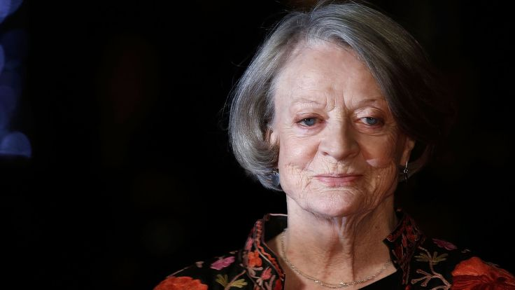 Dame Maggie Smith is NOT Keen on a 'Downton Abbey' Movie | Anglophenia | BBC America #