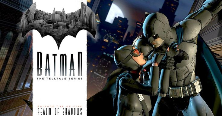 Batman: Telltale Series Game Trailer Brings Bruce Wayne Out of the Shadows -- Get your first look at Telltale's upcoming Batman game, which arrives this week at Comic-Con before its official debut this fall. -- http://movieweb.com/batman-telltale-series-trailer-video-game/