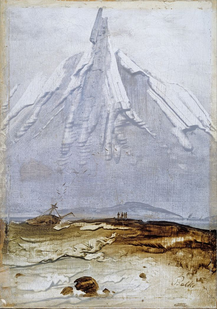 Peder_Balke_-_Coastal_Landscape_with_Wreck_-_Google_Art_Project.jpg (2714×3872)