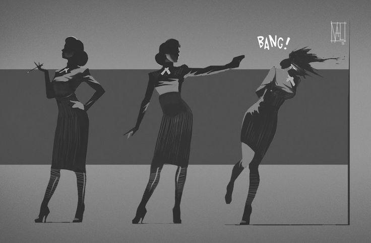 noir3 by BenedictWallace