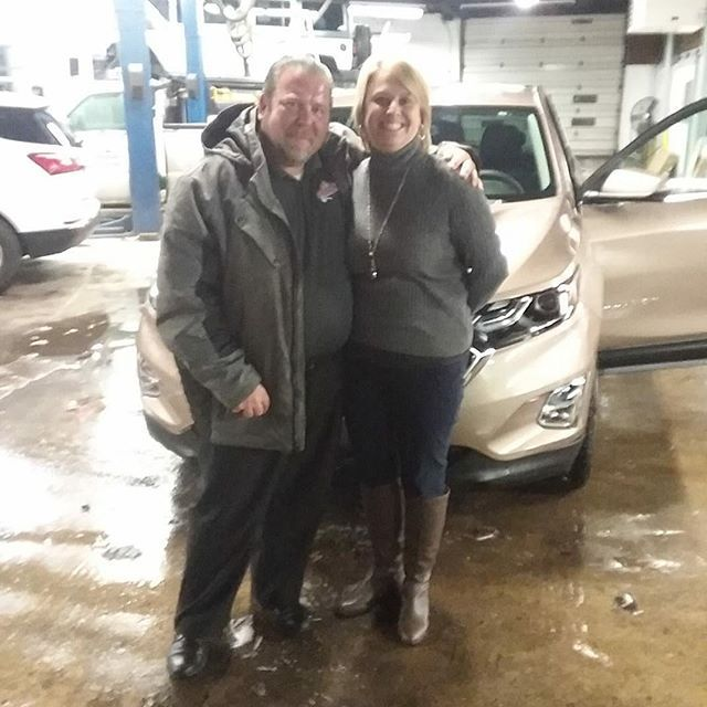Congratulations Michelle Owens On Your Brand New 2019 Chevy Equinox Thank You Comegettherealdealwithphil Chevy Equinox Chevy Chevrolet