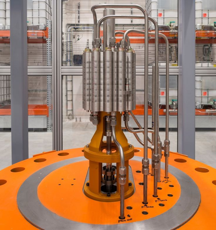 The chemical industry is searching for energy-efficient installations that…