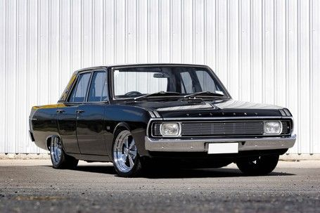 1974 Valiant Charger