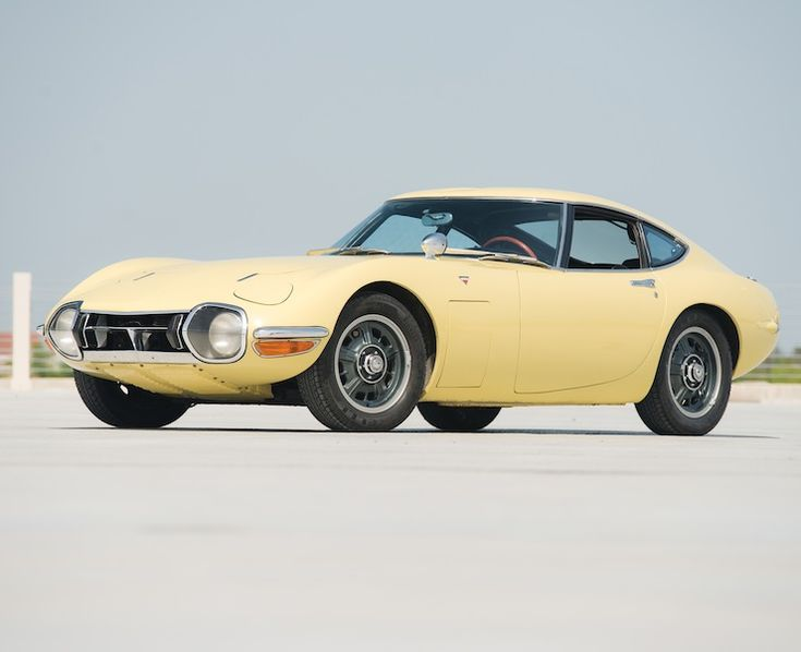 Toyota 2000GTs in this condition usually change hands for $1,000,000 to $1,200,000 USD, making it easily one of the most valuable Japanese cars ever made. In some respects the original 2000GT was the forbearer of the modern Lexus LFA – Toyota lost money on each one that was sold and they were really designed as tools to both shows what Toyota was capable of and draw people into car showrooms.