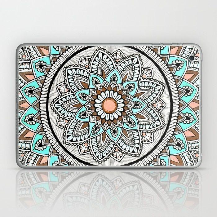 Beautiful Flower Laptop & iPad Skin by Cosmic Revelations | Society6