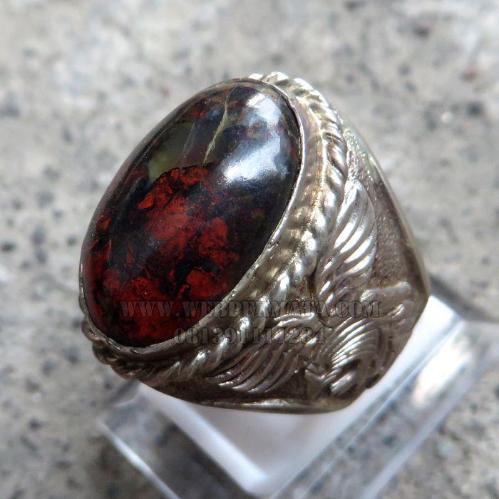 Cincin Batu Badar besi