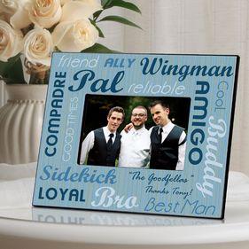 Personalized Wedding Party Frames - Monogram Online  Monogram Online