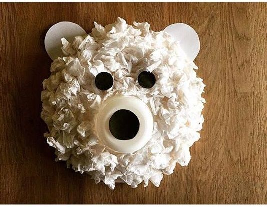 This Page Includes Alot Of Free Polar Bear Craft And Art Ideas For Toddlers Or Preschoolers