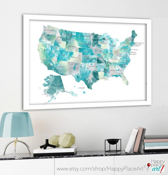 The Best Usa States Names Ideas On Pinterest Usa Maps - Map of the us with names