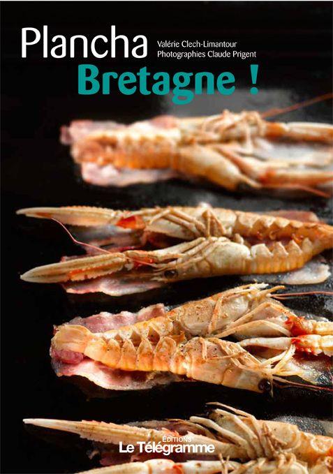 """Livre """"Plancha Bretagne !"""" http://www.krampouz.com/fr/accessoires/250-livre-plancha-bretagne.html"""