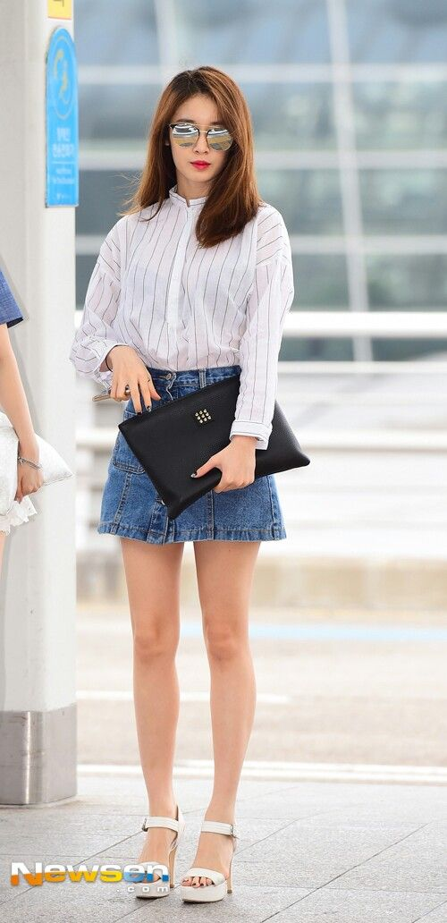 Airport Fashion Jiyeon