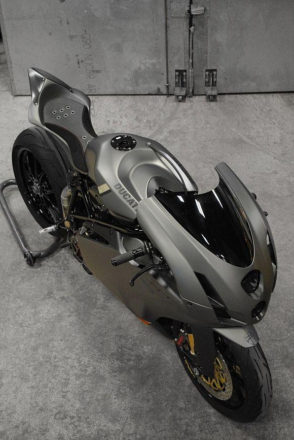J'aurai une moto