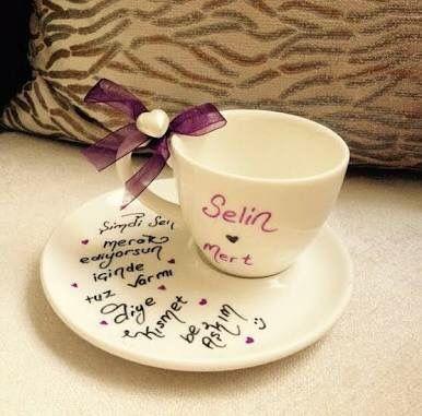 Isteme kahve fincan