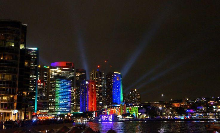 Sydney Vivid 2016