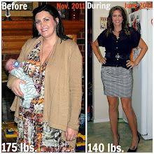 GREAT BLOG!   Post Baby #2 Weightloss