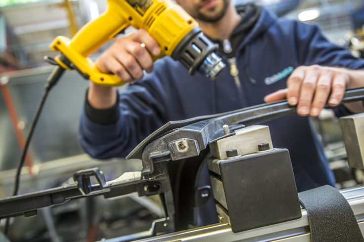 Cab automotives highly skilled fabbing team reheat