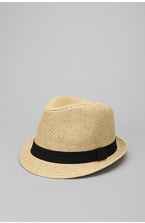 fedora I think I could pull this off.