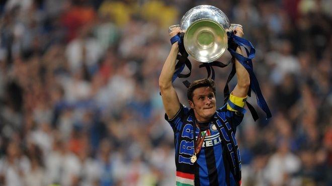 Il Capitano, Javier Adelmar Zanetti.