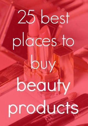 the best beauty stores