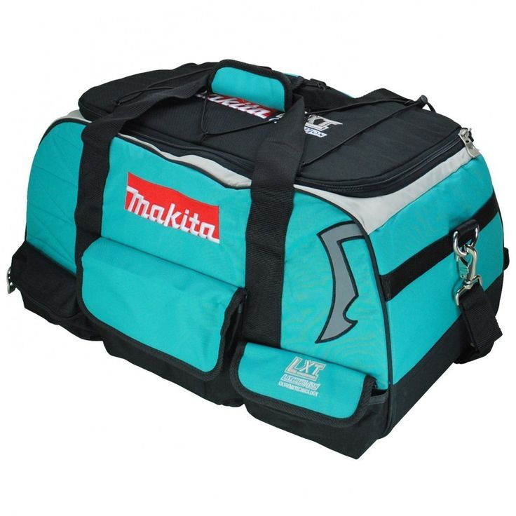 In this review, we take a look at the #Makita #Tool Bag. This is great if you already have a range of Makita tools and want to keep them together.