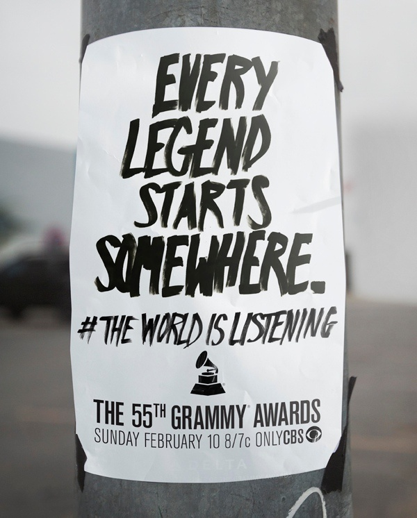 Pin your way to the 55th Annual GRAMMY Awards! Click through for details.: 2012Contest