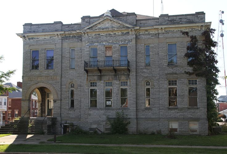 Port Clinton City Hall in Ottawa County, Ohio.