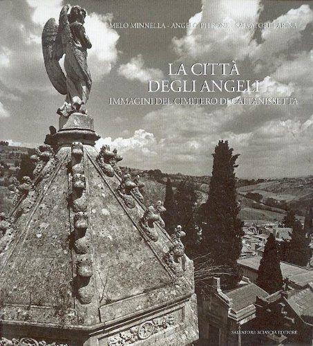Melo Minnella, Angelo Pitrone e Salvatore Farina, LA CITTÀ DEGLI ANGELI. Immagini del cimitero di Caltanissetta, Ed. Sciascia, 2006