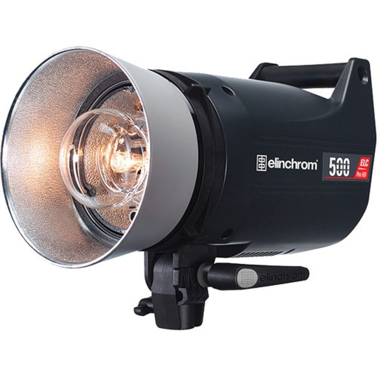 Amazon.com : Elinchrom Compact ELC Pro HD 500 - Head Only (EL20613.1) : Camera & Photo