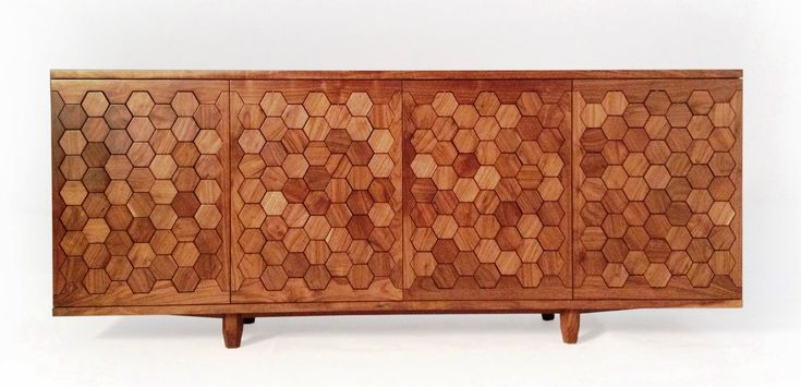 A Bionic Sideboard Is Interactive for Furniture Buyers | Woodworking Network