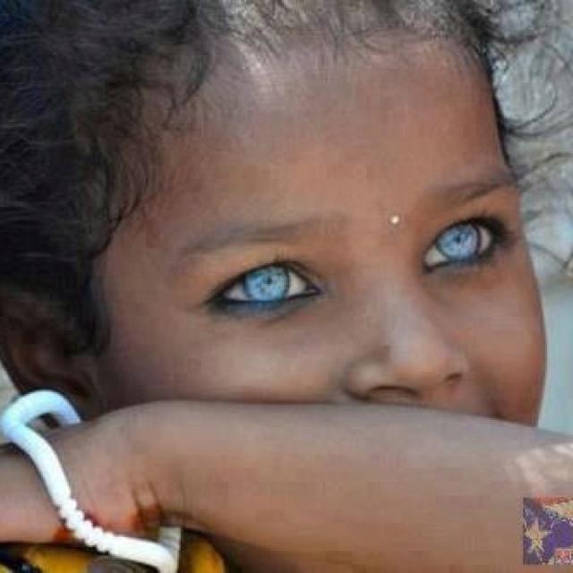 Ojos Celestiales..!!!